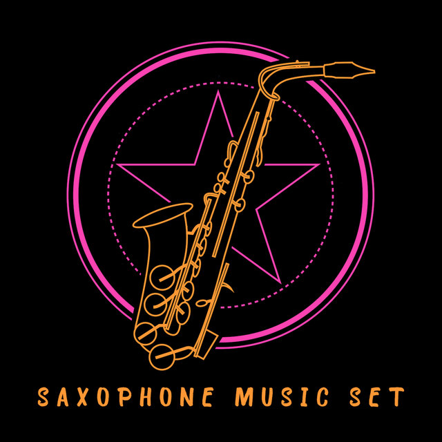 Saxophone Music Set – Romantic Jazz Music, Sex Music, Sensual Sax, Making Love, Jazz for Massage & Sex