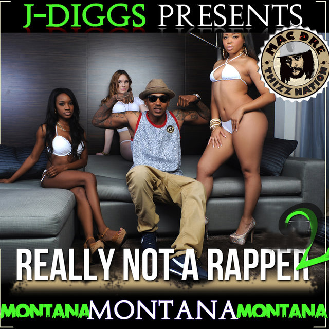 J-Diggs Presents: Really Not a Rapper 2