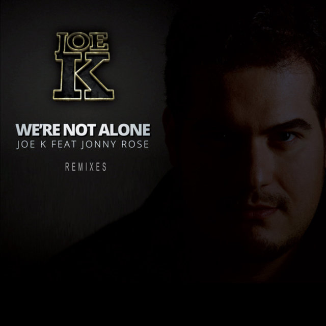 We're Not Alone (Remixes)