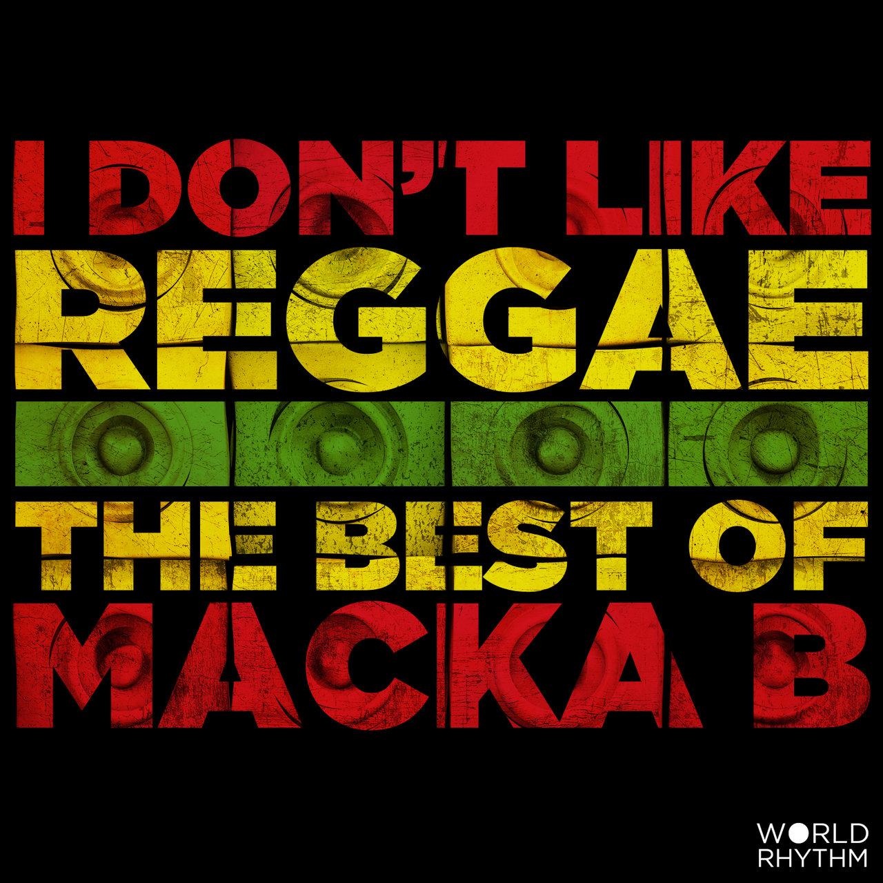 I Don't Like Reggae: The Best of Macka B