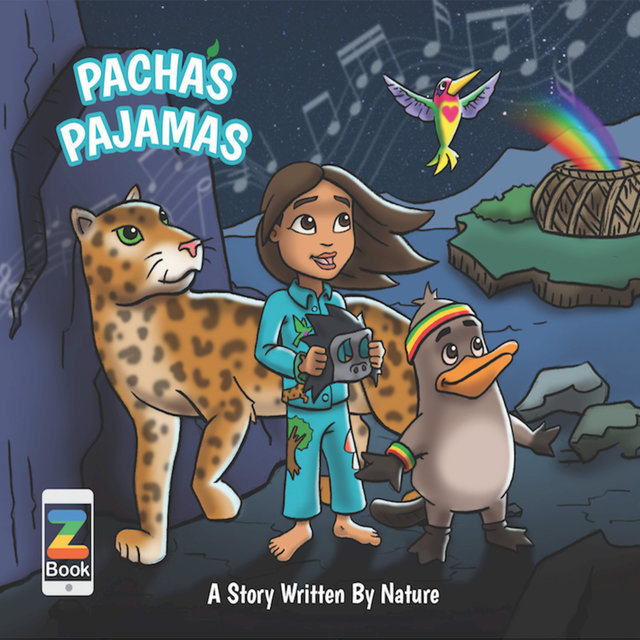 Pacha's Pajamas - A Story Written by Nature, Vol. 1 & 2