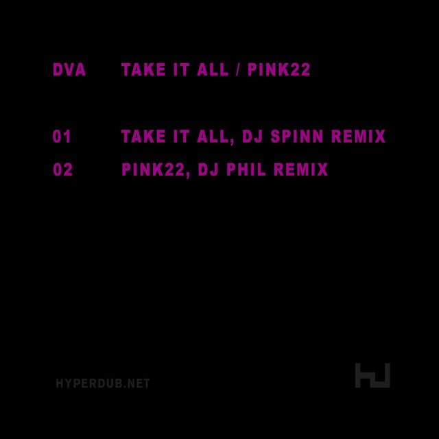 Take It All / Pink22 Remixes
