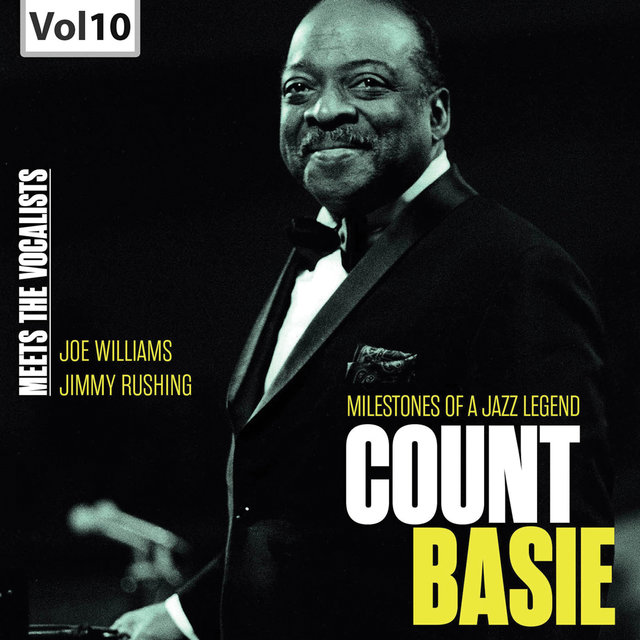 Milestones of a Jazz Legend - Meets the Vocalists, Vol. 10