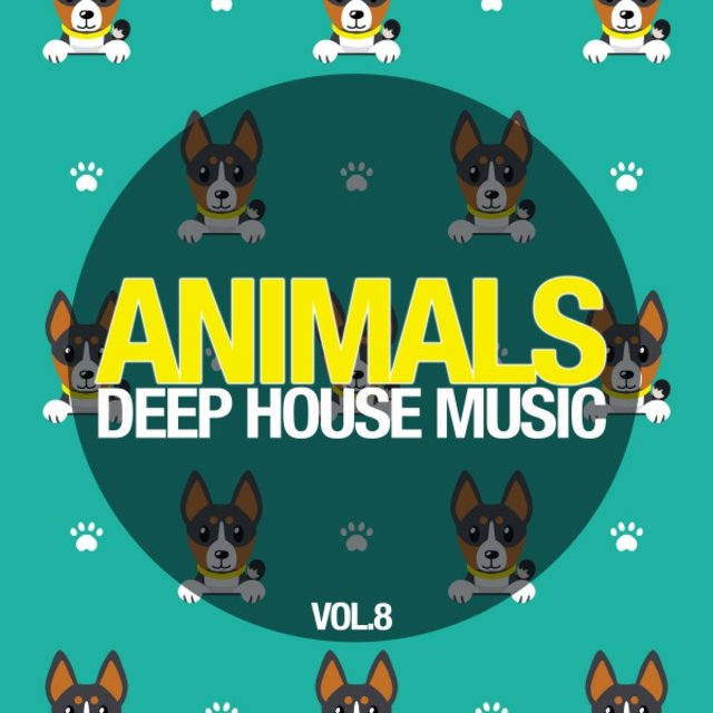 Animals Deep House Music, Vol. 8