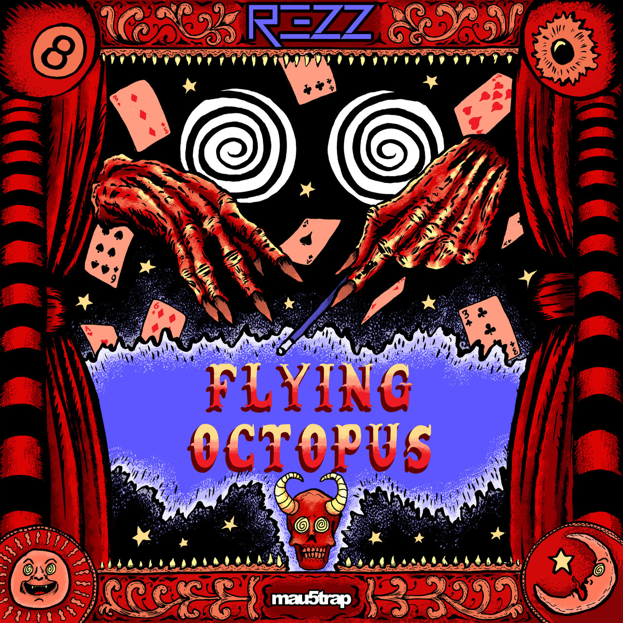 Flying Octopus