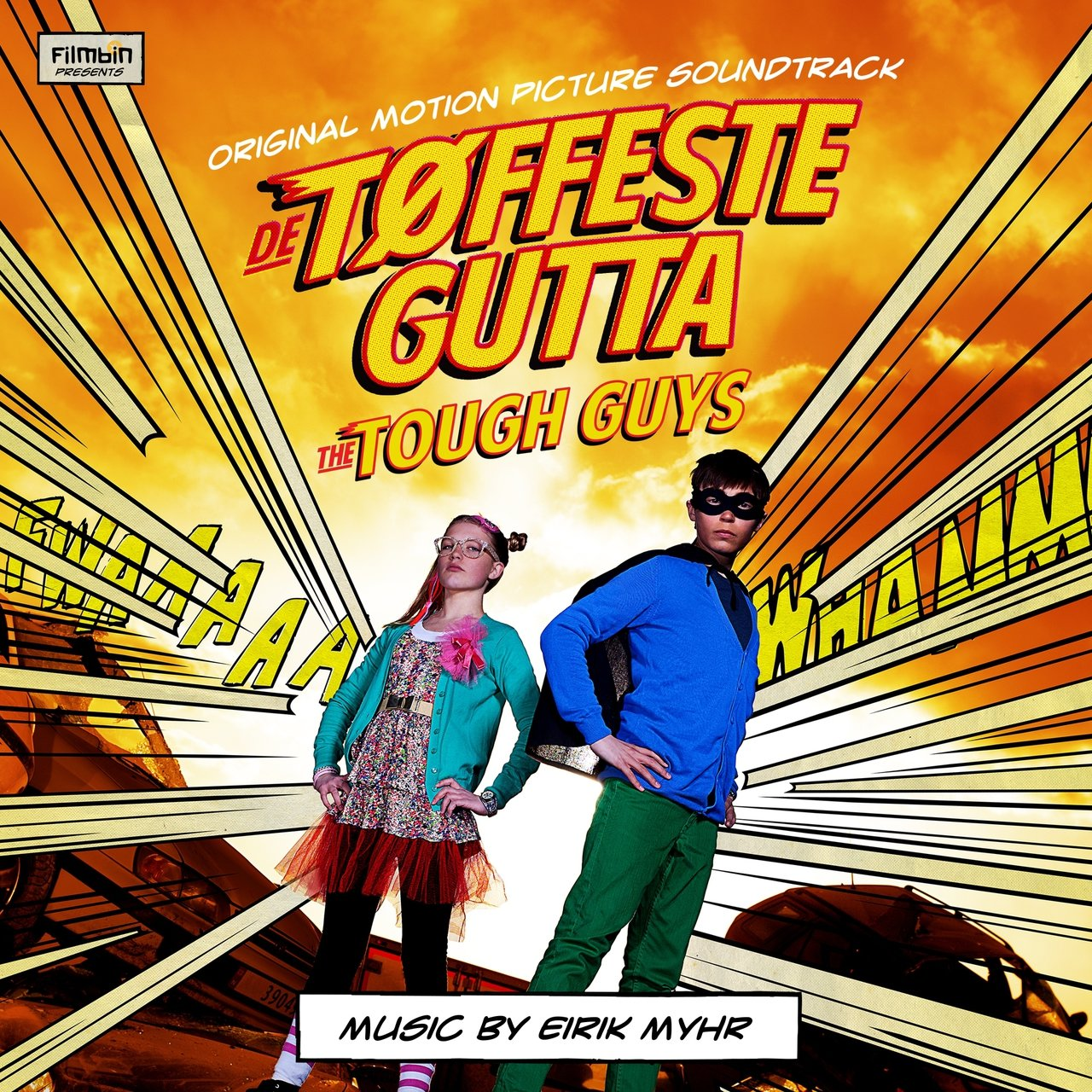 De Tøffeste Gutta (The Tough Guys)