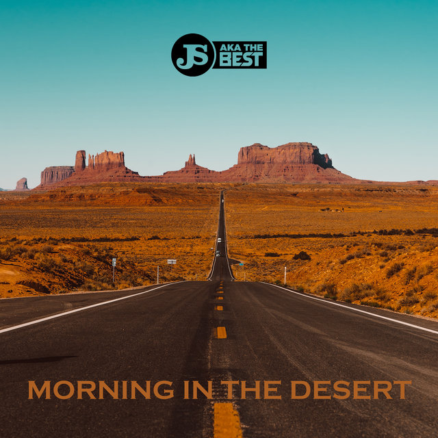 Morning in the Desert