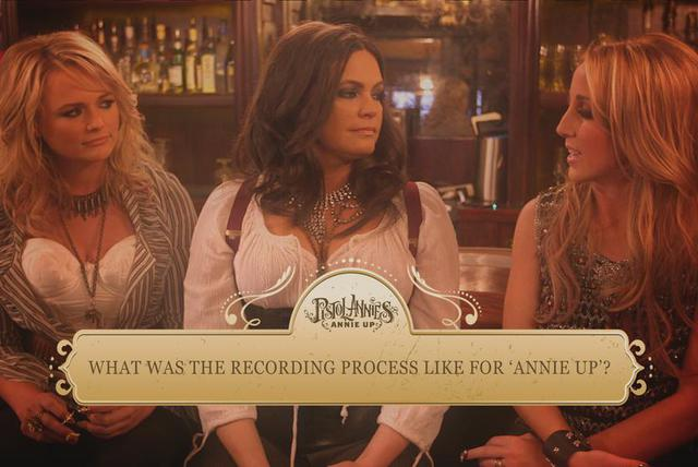 Annie Up - Making The Record