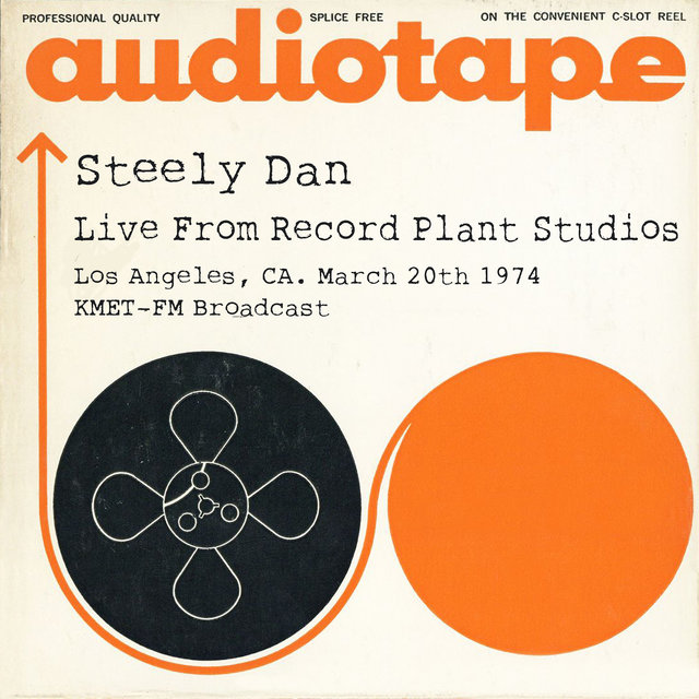 Live From Record Plant Studios, Los Angeles, CA. March 20th 1974 KMET-FM Broadcast (Remastered)