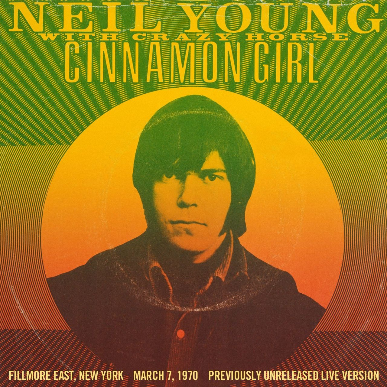 Cinnamon Girl (Live from Fillmore East)