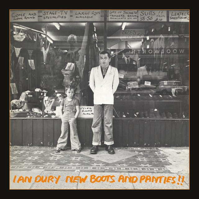 New Boots & Panties (40th Anniversary Edition) (audio Version)