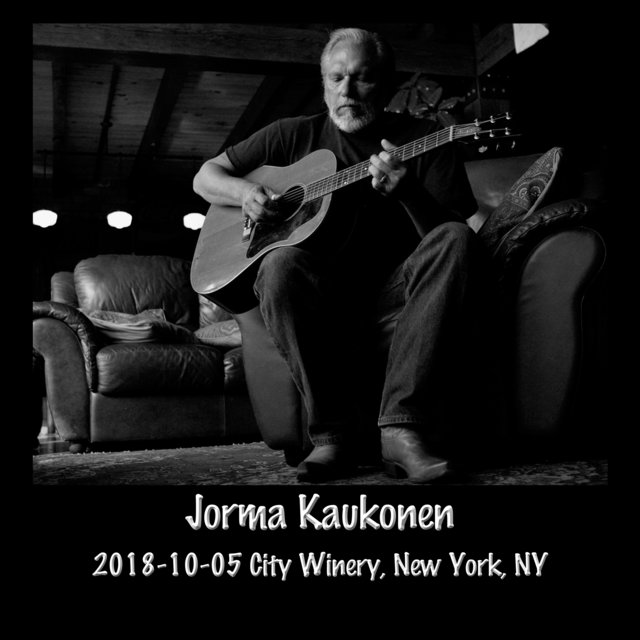 2018-10-05 City Winery, New York, NY (Live)