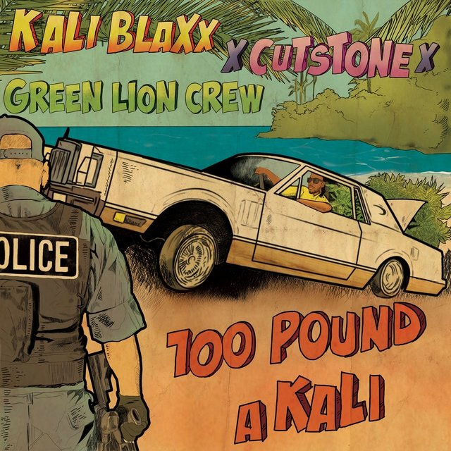 100 Pound a Kali (feat. Kali Blaxx) - Single
