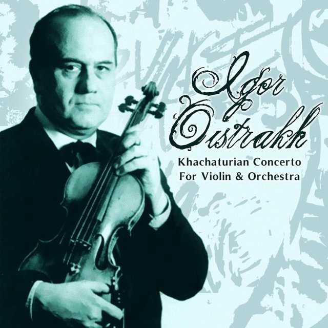 Khachaturian Concerto For Violin & Orchestra