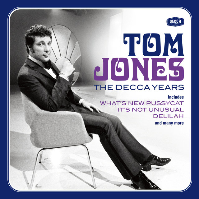 Tom Jones - The Decca Years