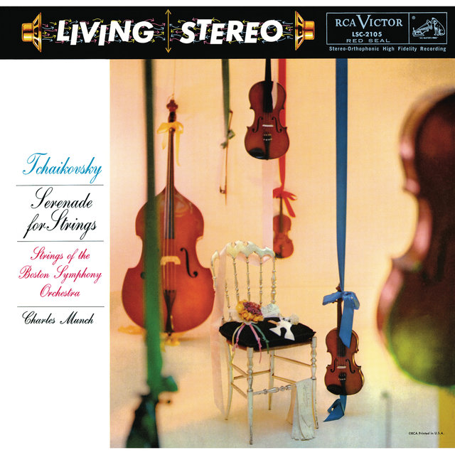 Tchaikovsky: Serenade for String Orchestra, Op. 48, TH 48 - Barber: Adagio for Strings, Op. 11 - Elgar: Introduction and Allegro, Op. 47