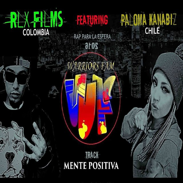 Mente Positiva (feat. Paloma Knbz)