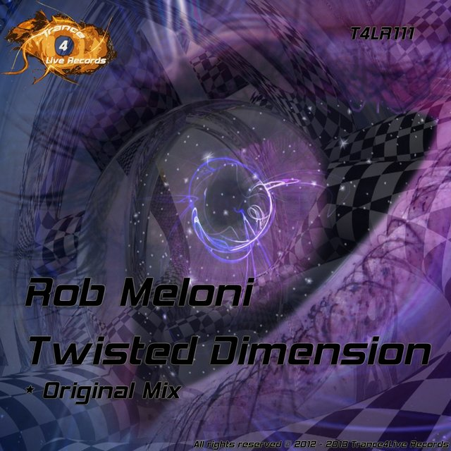 Twisted Dimension