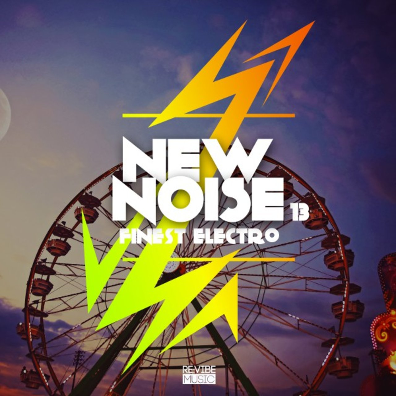New Noise - Finest Electro, Vol. 13