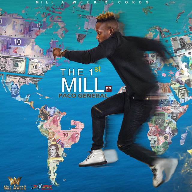 Paco General -The 1st Mill EP