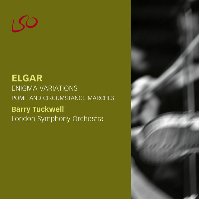 Elgar: Enigma Variations, Pomp and Circumstance Marches
