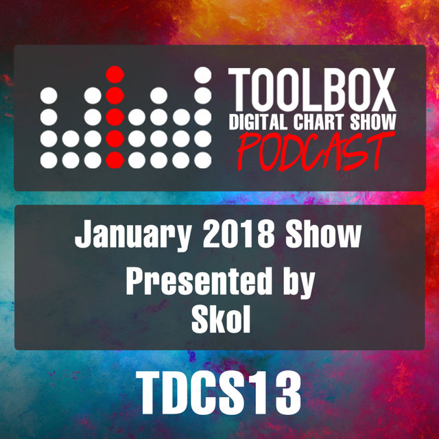 Toolbox Digital Chart Show - January 2018