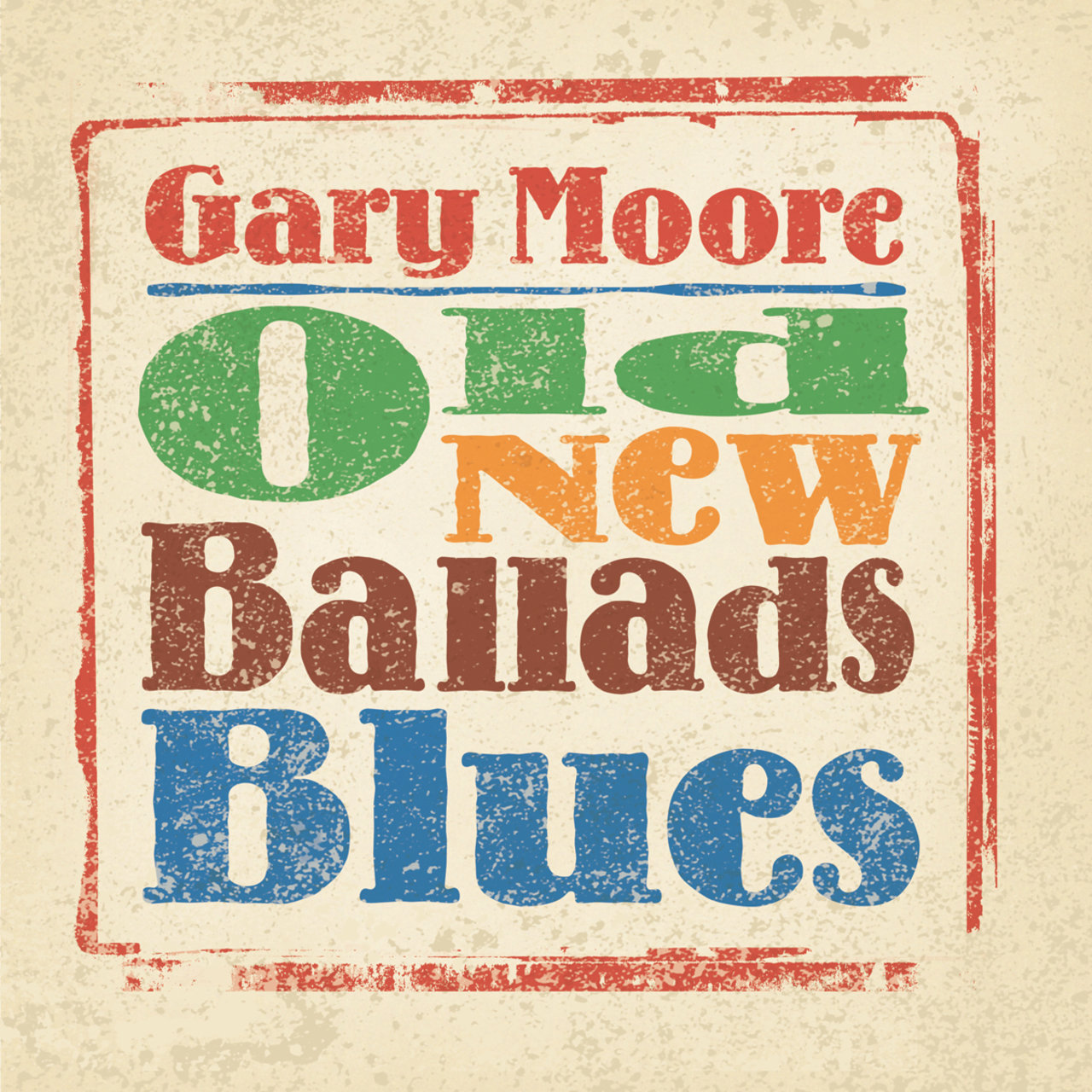 Old, New, Ballads, Blues
