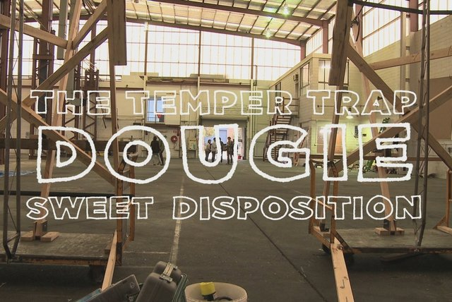 Behind The Scenes of Sweet Disposition: Dougie