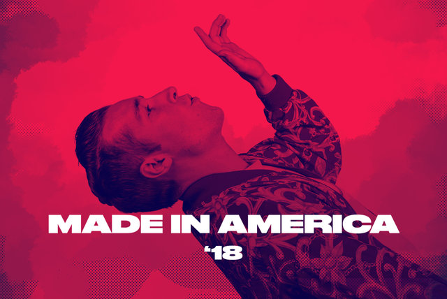 Live at Made In America 2018