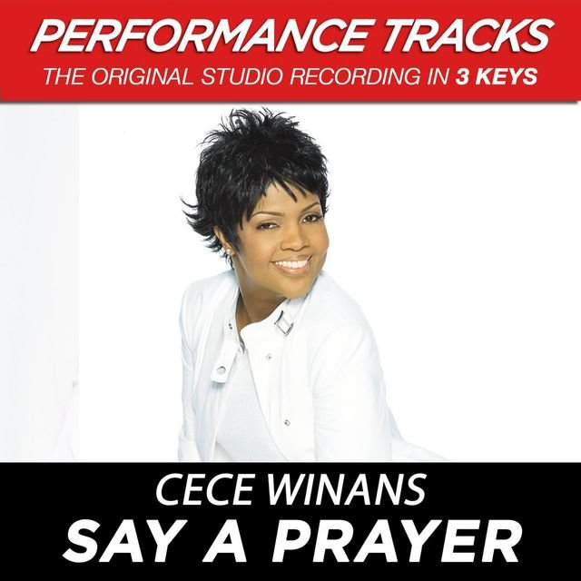 Say A Prayer (Performance Tracks)