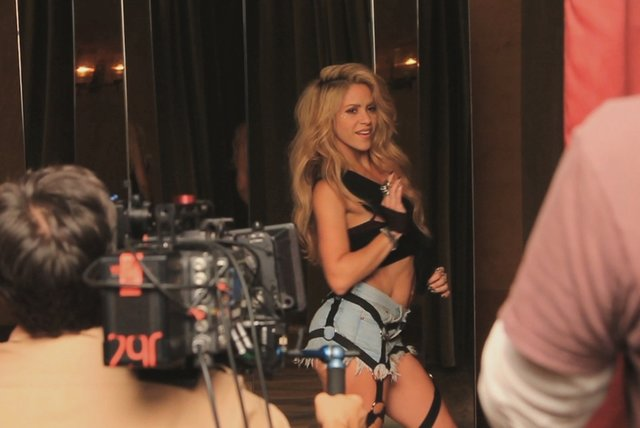 Chantaje - Behind the Scenes
