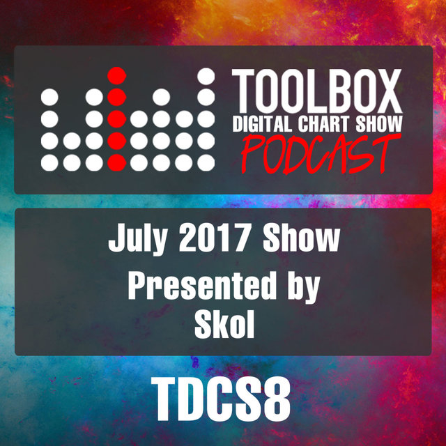 Toolbox Digital Chart Show - July 2017