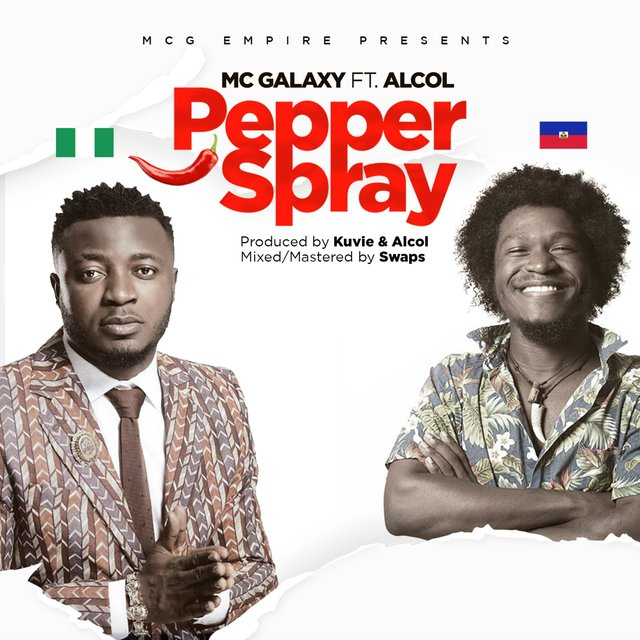 Pepper Spray (feat. Alcol)