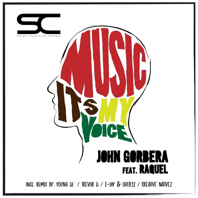 Music It's My Voice (Incl. Remixes)