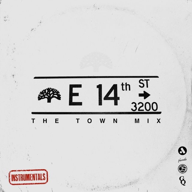 E 14th: The Town Mix Instrumentals