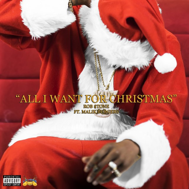 All I Want for Christmas (feat. Malik Burgers)