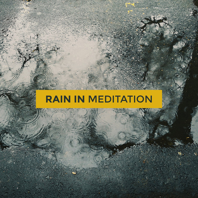 Rain in Meditation: Calming Zen, Lounge, Meditation Music Zone, Ambient Chill, Inner Balance, Inner Harmony, Sounds of Nature for Relaxation