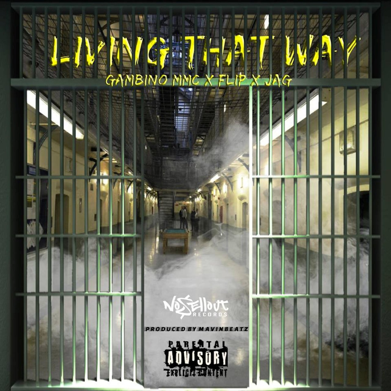 Living That Way (feat. Jag & Flip)