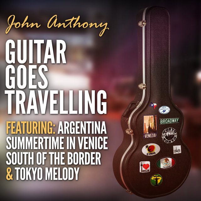 Guitar Goes Travelling