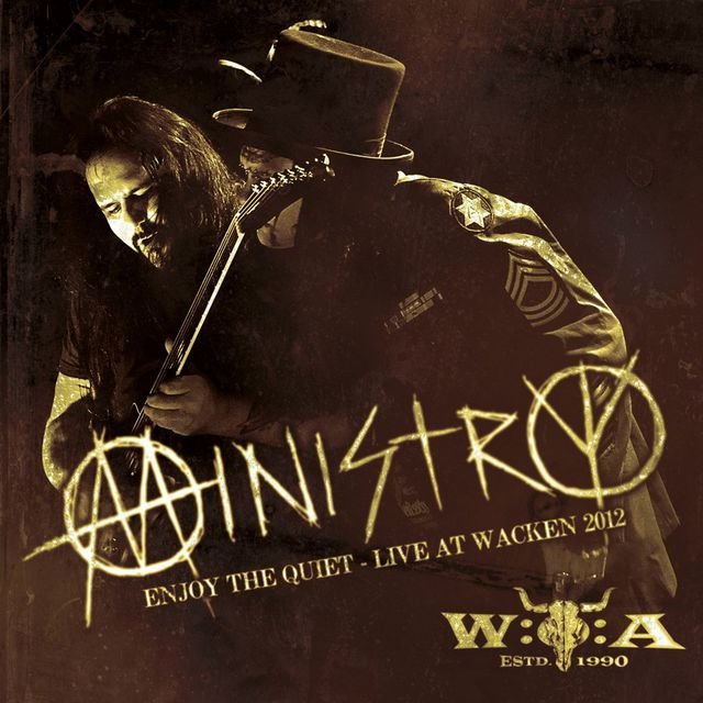 Enjoy The Quiet - Live At Wacken 2012
