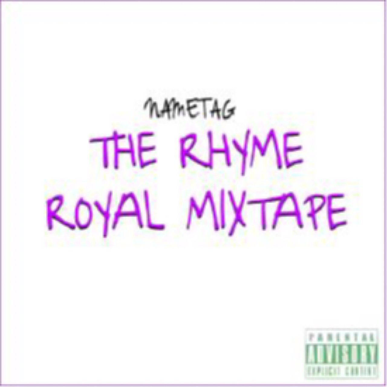 The Rhyme Royal Mixtape