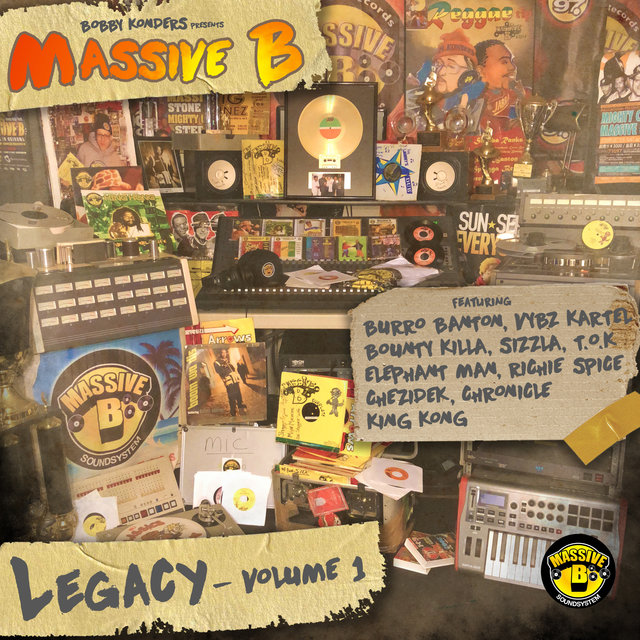 Bobby Konders Presents: Massive B Legacy, Vol. 1