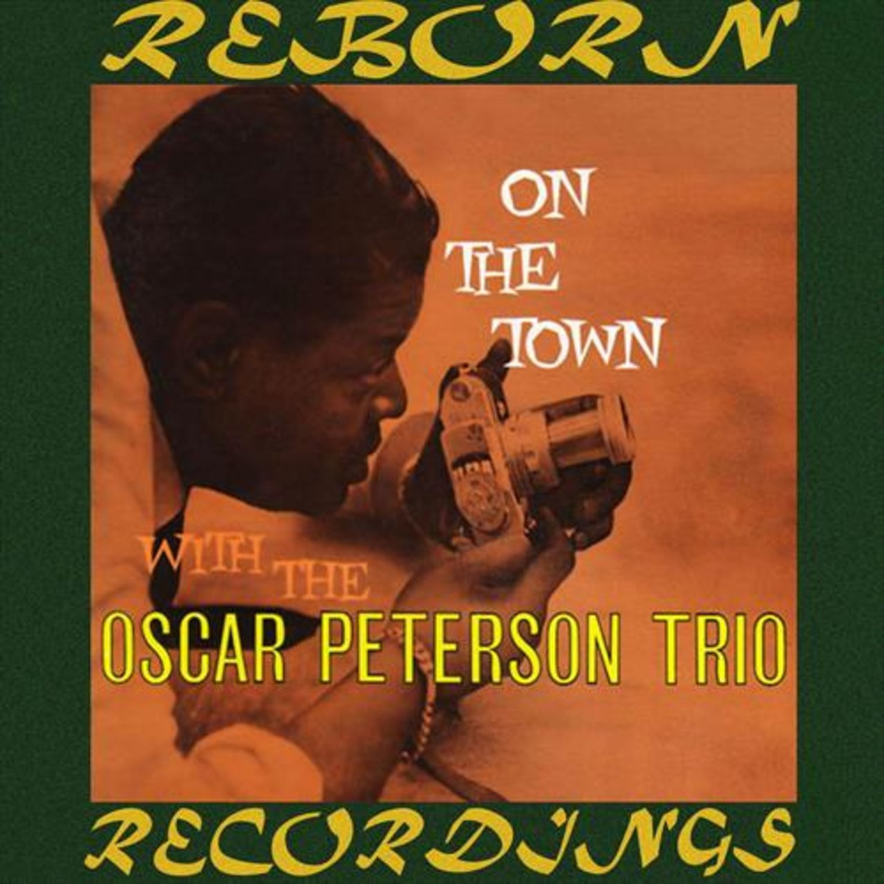 On The Town With The Oscar Peterson Trio (Expanded, HD Remastered)