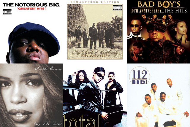 The Barber's Chair Bad Boy playlist