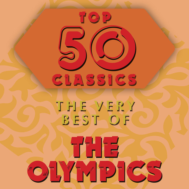 Top 50 Classics - The Very Best of The Olympics