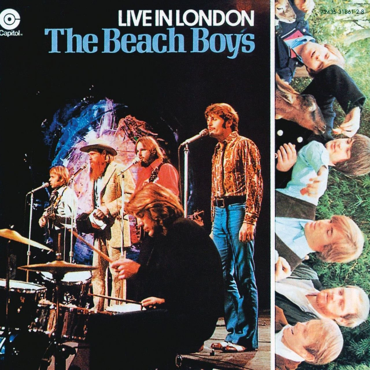 Beach Boys '69 (Live In London) (2001 - Remaster)