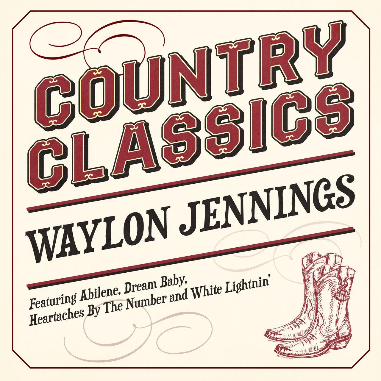 Tidal Listen To Waylon Jennings On Tidal