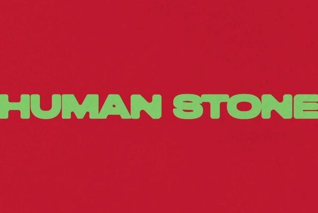 The Human Stone (Lyric Video)