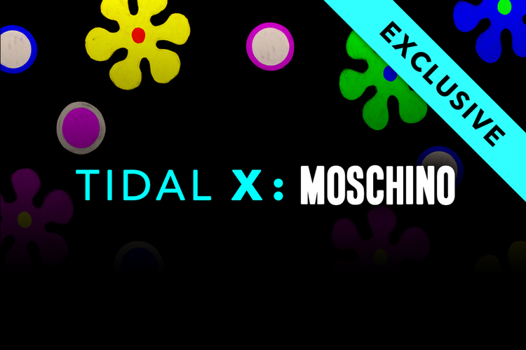 Live At TIDAL X: MOSCHINO