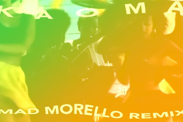 Kaoma Ft. Remix Mad Morello - La Lambada (Mad Morello Remix)